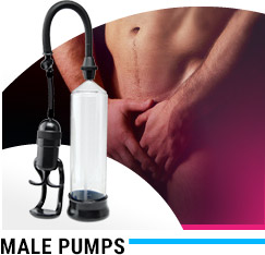 Male Pumps