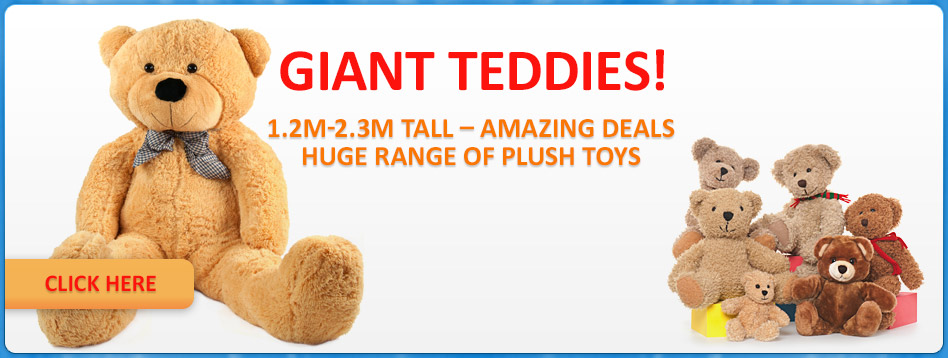 Giant Teddies