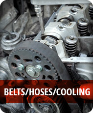 Belts, Hoses, Cooling