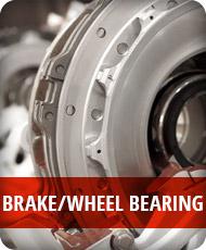 Brake, Wheel Bearing
