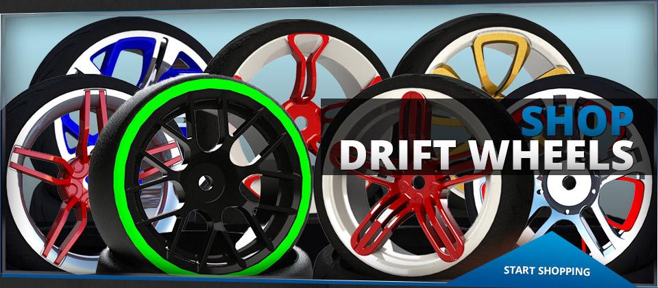 Drift Wheels