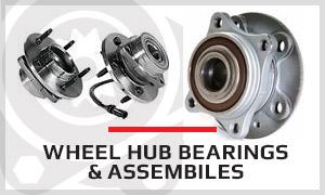 Wheel Hub Bearings & Assemblies