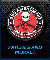Patches and Morale
