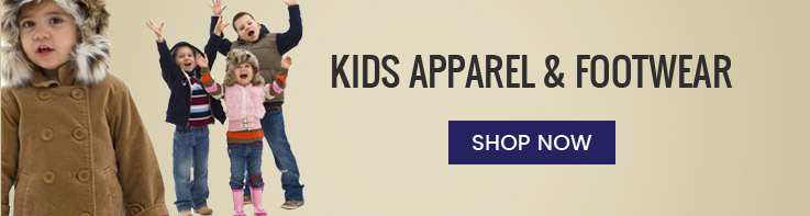 Kids Apparel and Footwear