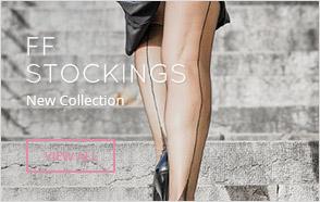 Fiore KLARA Bikini Tights French Cut Pantyhose Sheer Hosiery Nylons 20 Denier