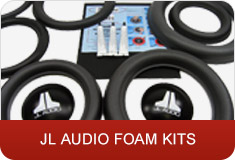 JL Audio Foam Kits