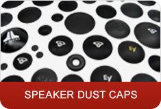 Speaker Dust Caps