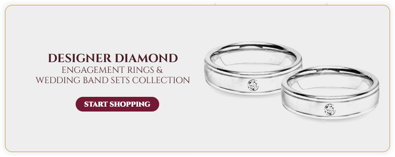 Engagement and Wedding Ring Sets