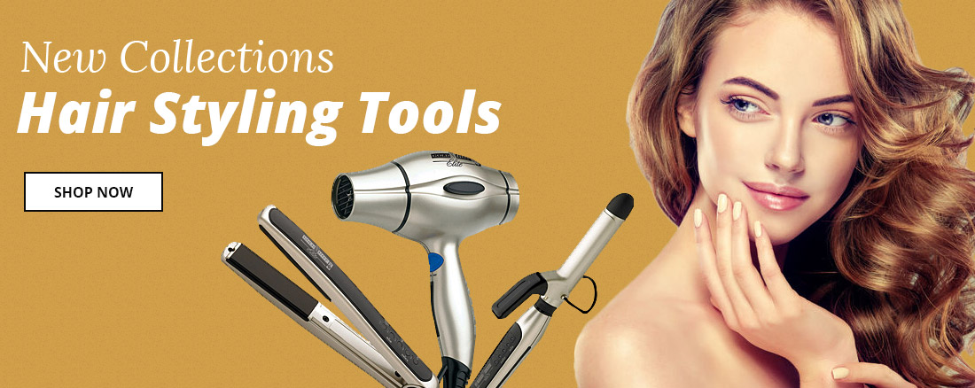 Hair Styling Tools - Shop Now