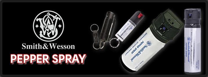 Smith and Wesson Pepper Spray