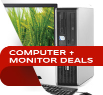 Computer and Monitor Deals
