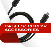 Cables Cords Accessories