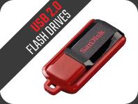 USB 2.0 Flash Drives