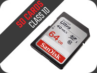SD Cards Class 10