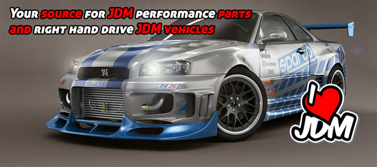 Your Source for JDM Performance Parts