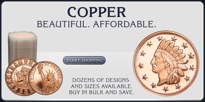 Copper - Beautiful. Affordable.