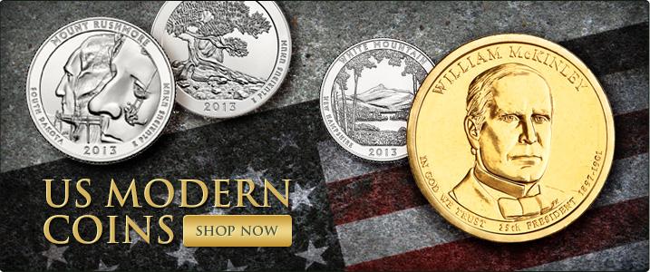 US Modern Coins