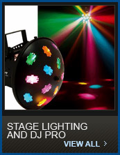Click to Shop Stage Lighting