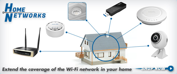 Home WiFi Networks
