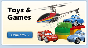 Click to Shop Toys and Games