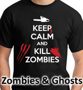 Click to Shop Ghosts & Zombies
