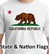 Click to Shop State & National Flags