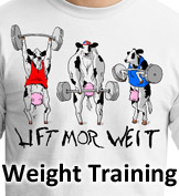 Click to Shop Weight Lifting