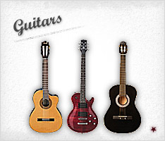 Click to Shop Guitars