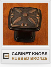 Cabinet Hardware - Oil Rubbed Bronze