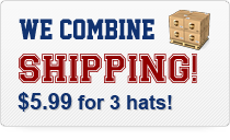 We combine shipping!