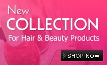 New Collection for Hair and Beauty Products - Shop  Now