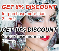 Get Quantity Discounts for Multiple Item Purchases