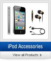 Click to Shop iPod Accessories