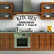 Kitchen Decals