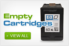 Click to Shop All Empty Cartridges