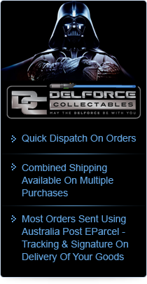 Why Shop with Delforce Collectables