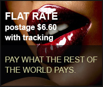 Flat Rate Postage - Pay What the Rest of the World Pays