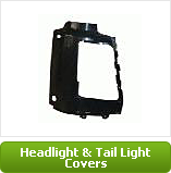 Headlight & Tail Light Covers