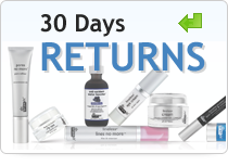 We offer 30 day product returns