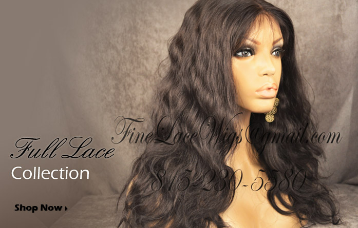 Full Lace Wig Collection