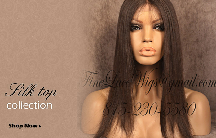 Silk Top Wig Collection