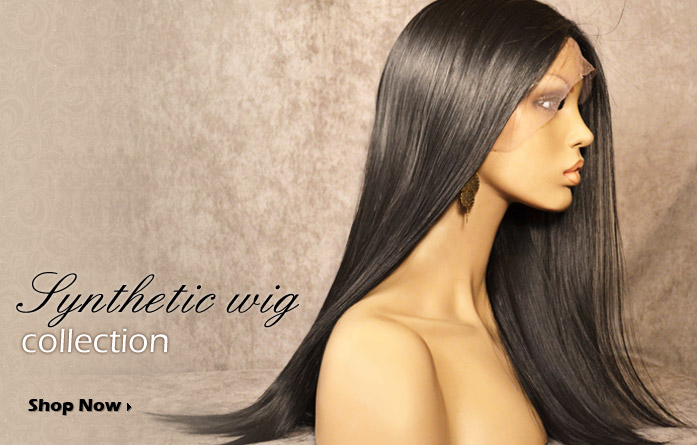 Synthetic Wig Collection