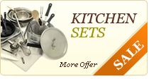 Save on Kitchen Sets - Click Here