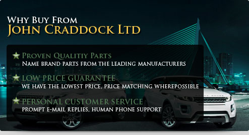 Why Buy from John Craddock Ltd