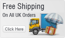 Free Shipping on all UK Orders