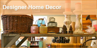 Click to Shop Designer Home Decor