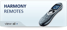 Click to Shop Harmony Remotes