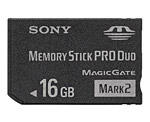 Sony Memory Cards