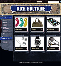 eCommerce Store Design 3