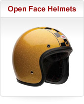Click to Shop Open Face Helmets
